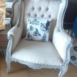 Kursi Wing Chair