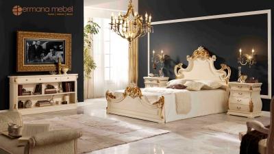 Set Kamar Duco Putih Mewah