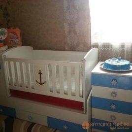 Box Bayi Duco Minimalis, Furniture Jepara, Mebel Jepara