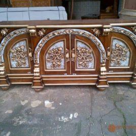 Bufet Manohara Ukir Jepara, Furniture Jepara, Mebel Jepara