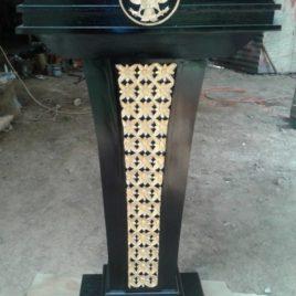 Mimbar Dewan Garuda Jati, Furniture Jepara, Mebel Jepara, Mebel Ukir Jati, Permana Mebel Jepara