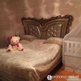 Tempat Tidur Klasik Eropa Mewah, Furniture Jepara, Mebel Jepara, Mebel Ukir Jati, Permana Mebel Jepara
